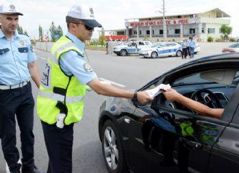 81 ilde 'Türkiye Güvenli Trafik Denetimi-2'