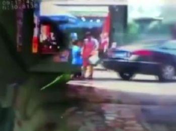 İki kişiyi ezdi, ardına bakmadan kaçtı