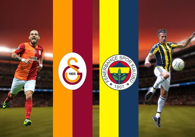 Rakiplerimiz belli oldu! İşte Galatasaray ve Fenerbahçe'nin rakipleri