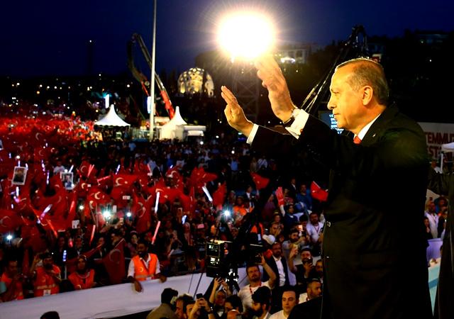 Erdoğan'dan Kılıçdaroğlu'na sert tepki: Bu millet senin gibi ödlek değil!