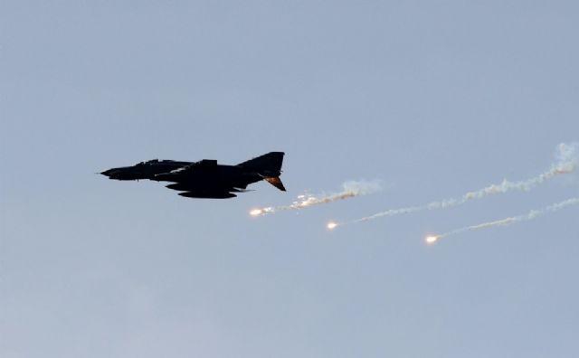 Irak'ın kuzeyinde hava operasyonu: 3 terörist öldürüldü