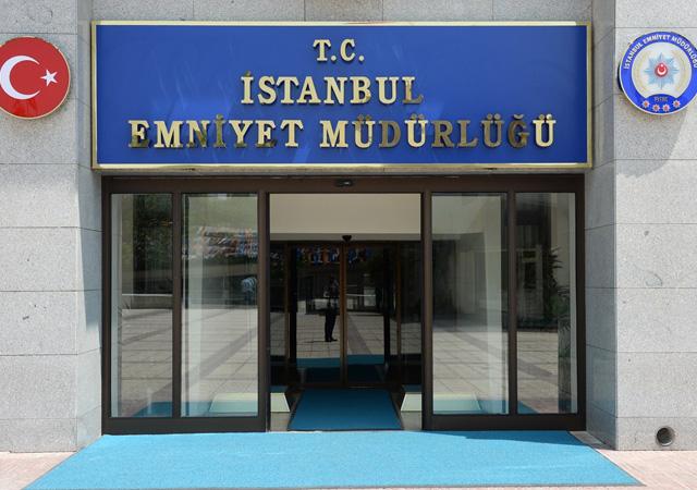 İstanbul Emniyet Müdürlüğü'nde görev değişikliği