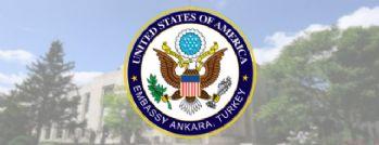 ABD Büyükelçiliğinden 'MİT tırları iddianamesi' açıklaması