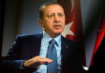 Cumhurbaşkanı Erdoğan'ndan Alman gazeteciye ayar!