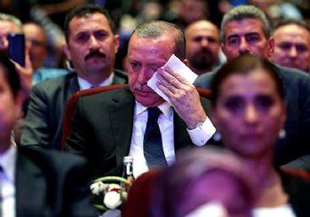 Şehit babası hem ağladı hem ağlattı