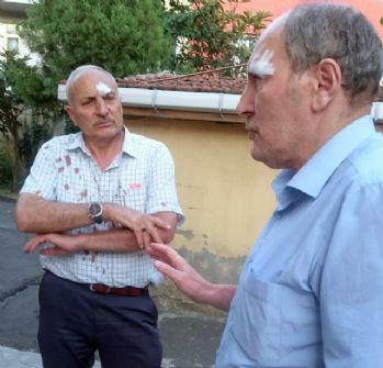 15 Temmuz'un yıldönümünde sela okuyan imama saldırdılar