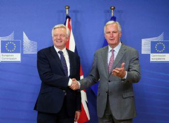 Brexit Müzakerelerinin ikinci turu başladı