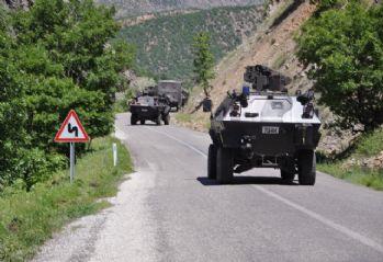 Hakkari'de patlama: 4'ü ağır 17 asker yaralı