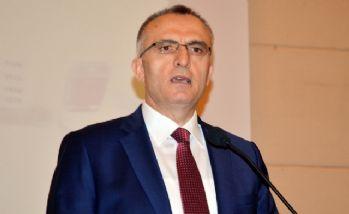 Maliye Bakanı Ağbal: Vergi gelirleri yüzde 13,6 arttı