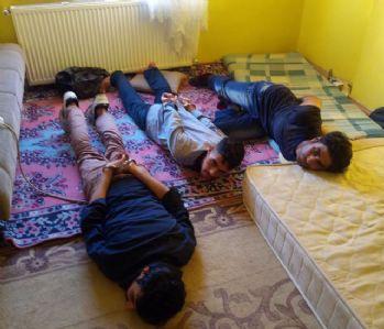Pakistanlıları kaçırıp fidye isteyen Afgan uyruklu çete çökertildi