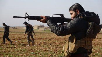 ÖSO'dan terör örgütü YPG'ye büyük operasyon