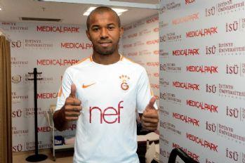 Mariano resmen Galatasaray'da