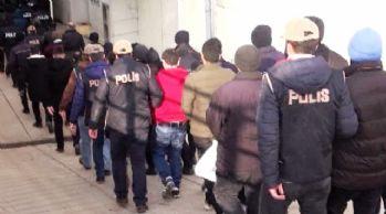 Çorum'da DEAŞ operasyonu: 10 gözaltı