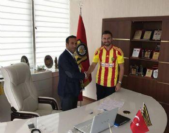 Evkur Yeni Malatyaspor'dan bir transfer daha