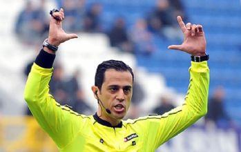 UEFA'dan bir görev de Alper Ulusoy'a