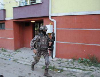 Eskişehir'de dev uyuşturucu operasyonu: 43 gözaltı