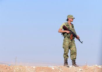 25 PYD'li terörist öldürüldü