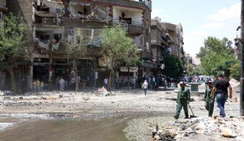 Suriye'de bombalı araç saldırısı: 4 ölü