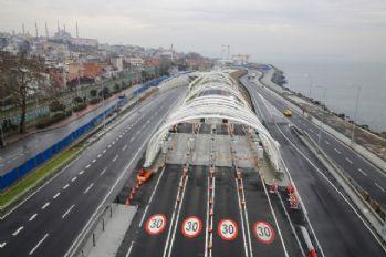 'Avrasya Tüneli tüm sistemleriyle çalışmaktadır'