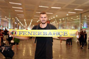 Fenerbahçe'nin yeni transferi Guduric İstanbul'da