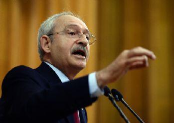 Kılıçdaroğlu'ndan iç tüzük değişikliği teklifine tepki