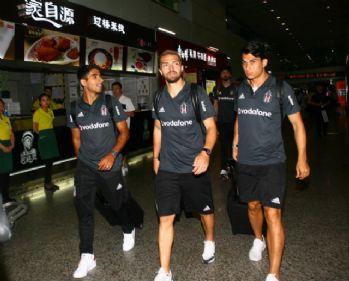 Beşiktaş Çin'e ulaştı