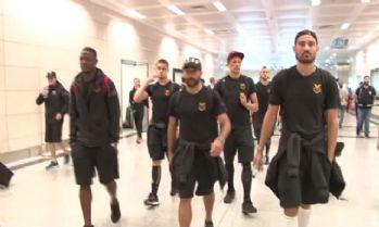 Östersunds, İstanbul'a geldi