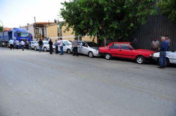 Başkent'te 18 araç birbirine girdi
