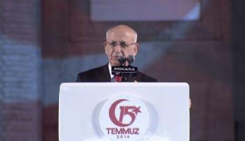 TBMM Başkanı Kahraman'a 'seymenlik beratı' verildi
