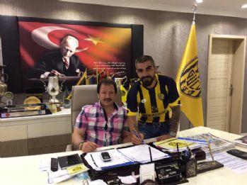 Sercan Kaya Ankaragücü'nde