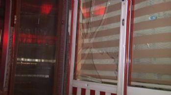 Ümraniye'de kahvehaneye silahlı saldırı: 2 yaralı