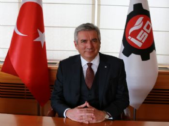 İSO 'Türkiye'nin İkinci 500 Büyük Sanayi Kuruluşu'nu açıkladı