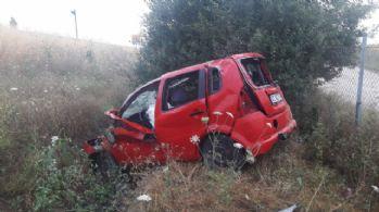 Bolu'da trafik kazasında 2 kişi öldü