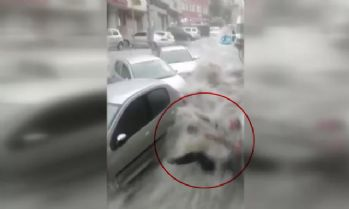 Burası İstanbul: Böyle sürüklendiler