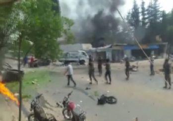 İdlib'de bomba yüklü araç patlatıldı: 3 ölü
