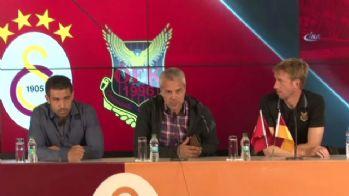 'Galatasaray'ın daha iyi performans göstereceğine eminim'
