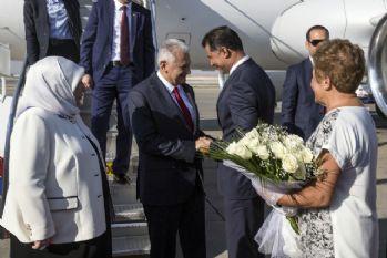 Başbakan Yıldırım KKTC'de