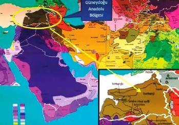 Büyükada toplantısı deşifre oldu! İşte Erdoğan'ın bahsettiği harita
