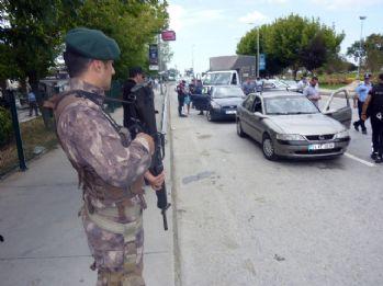 Polis, Anadolu Yakası'nı ablukaya aldı