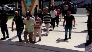 Şanlıurfa'da 22 Bylock'çu tutuklandı