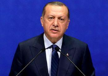 Erdoğan'dan Kıbrıs mesajı: Kimse seyirci kalmamızı beklemesin!