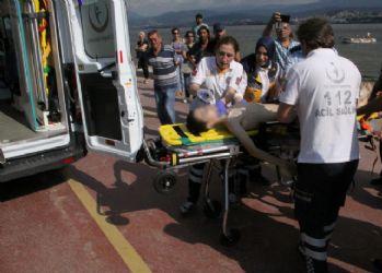 'Halı sahaya' diyerek denize giden 3 çocuktan biri boğuldu