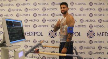 Manuel Marouan da Costa sağlık kontrolünden geçti