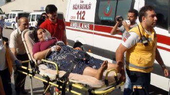 Amca çocukları arasında arazi kavgası: 10 yaralı