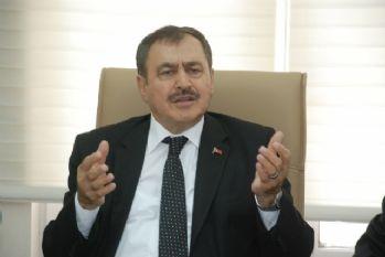 Bakan Eroğlu'ndan depreme ilişkin açıklama
