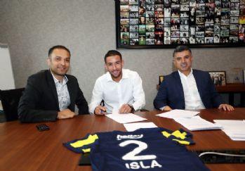Isla Fenerbahçe'ye imzayı attı!