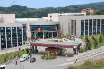 Zonguldak'ta 29 kişi pastadan zehirlendi