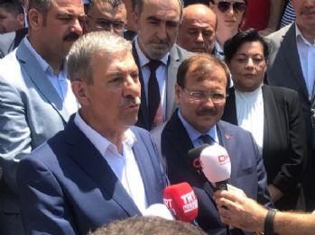 'Devletimiz tüm kurumları ile vatandaşımızın yanındadır'