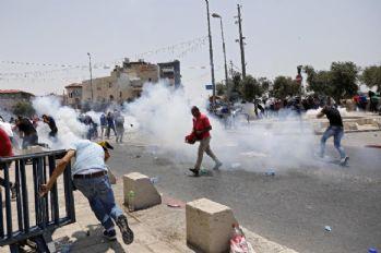 İsrail güçlerinin saldırısında 1 Filistinli hayatını kaybetti