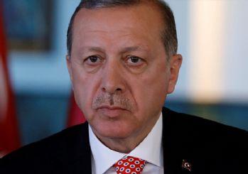 Cumhurbaşkanı Erdoğan'dan Almanya'ya sert yanıt